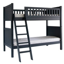 Fargo Bunk Bed with Trundle in Painswick Blue