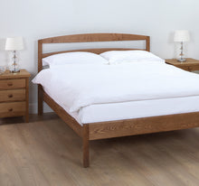 Cotswold Caners Edgeworth Slatted Bed 311H/H Low Foot End.