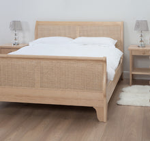 Cotswold Caners Withington Slatted Bed 340C/HF High Foot End.
