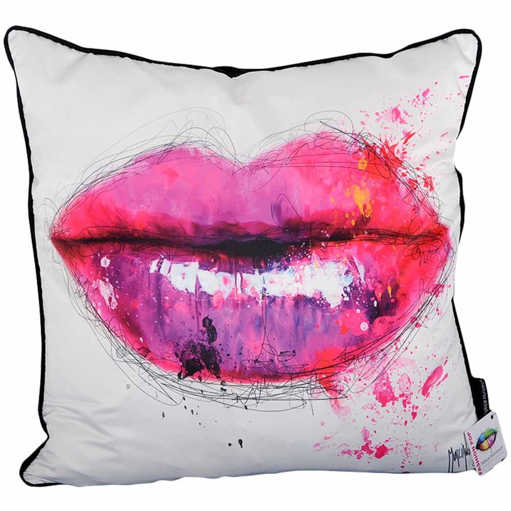 Patrice Murciano Colours of Kiss Cushion