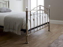 Fairmile Bedstead in Chrome Finish