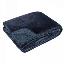 Cosy Throw Blue