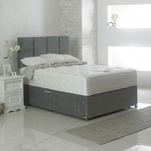 The Cirrus Divan with 4 Drawers