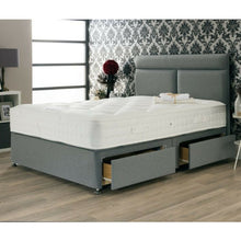 Nimbus Divan Set - 4 Drawers