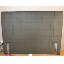 Harrison Mackintosh Headboard Super Kingsize Check