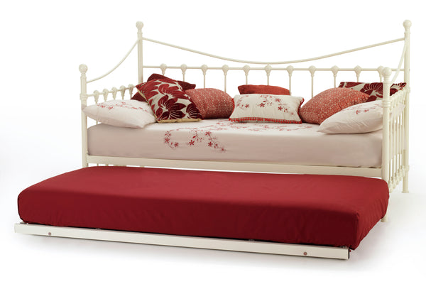 Serene Marseilles Day Bed with Trundle Bed