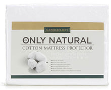 Only Natural 100% Pure Cotton Mattress Protector