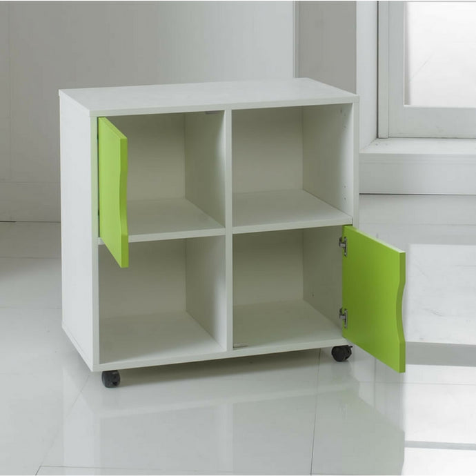 Scallywag Kids - Quad Storage Unit