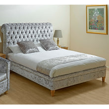 Rapture Bedstead with Low Foot End