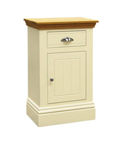 TCBC New England 1 Drawer 1 Door Bedside