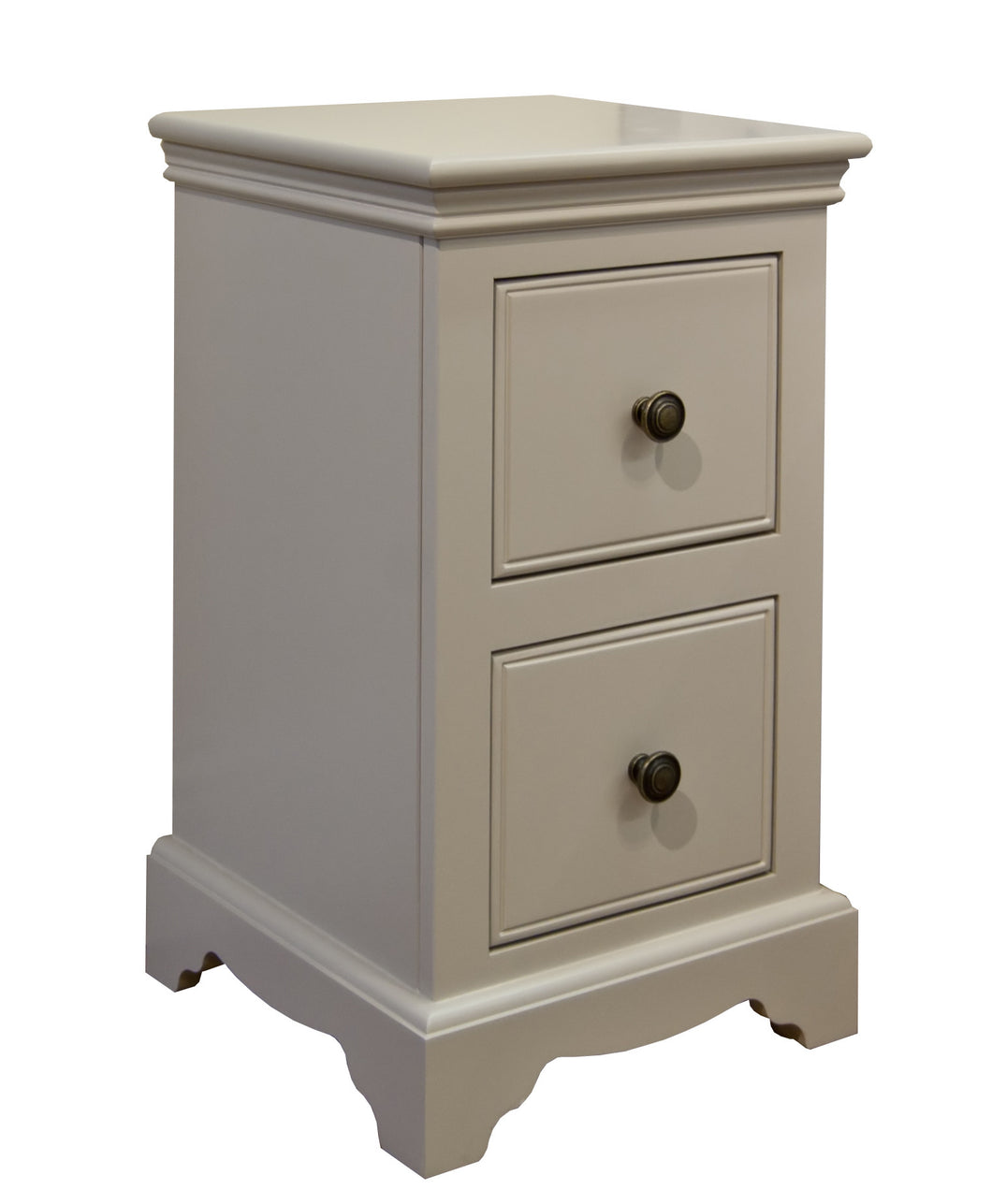 TCBC Inspiration 2 Drawer Bedside