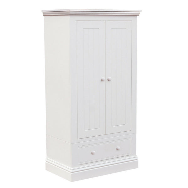 TCBC New England Small Wardrobe with Drawer