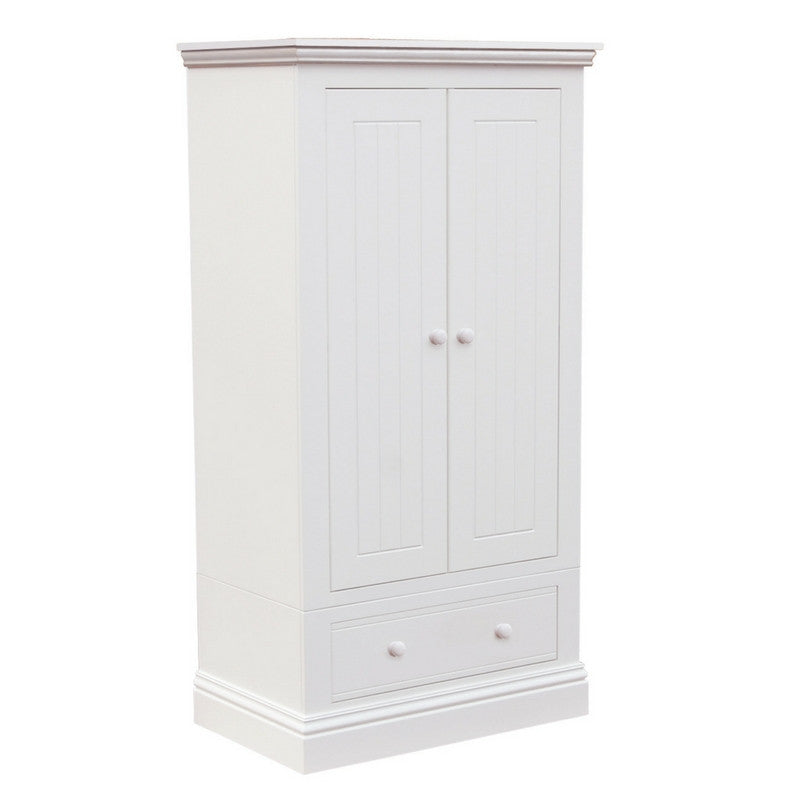 tcbc new england small wardrobe with drawer - Small Wardrobe
