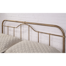 Malmo Antique Bronze bedframe
