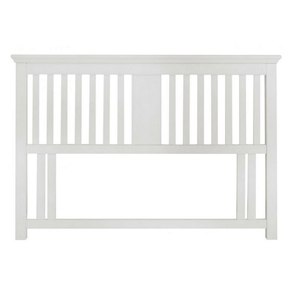 Kensington White Headboard
