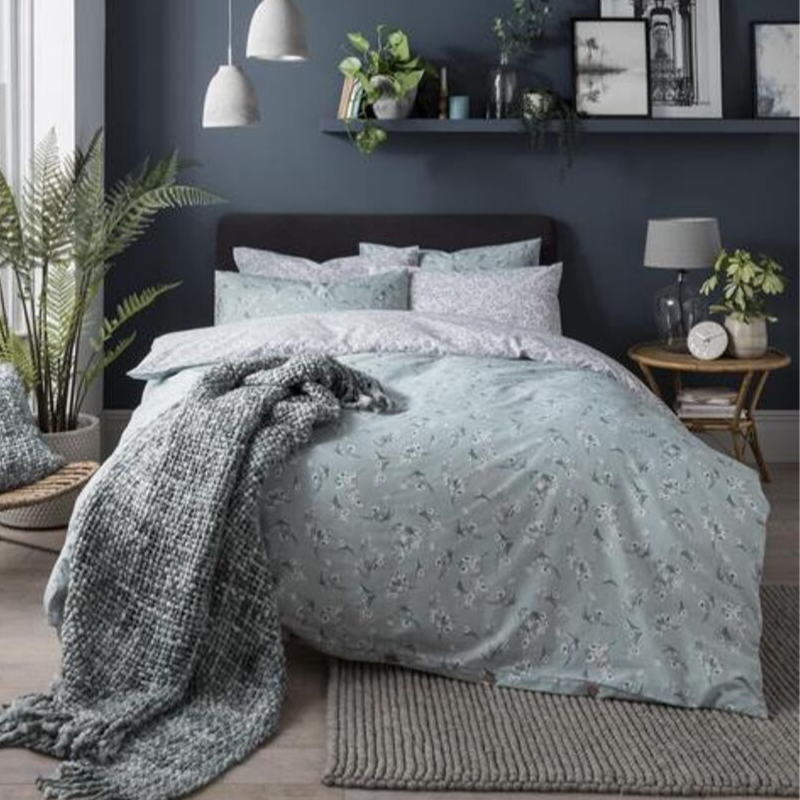 Fat Face Brush Stroke Bedlinen Set