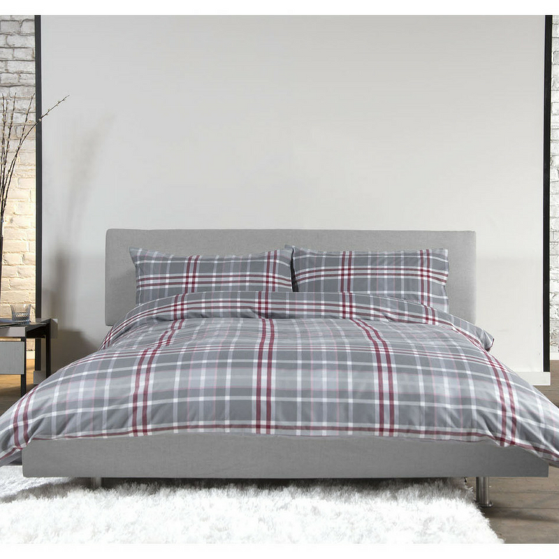 Studio 1846 Crome Multi 100% Cotton Duvet Set