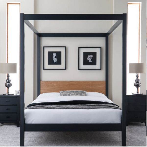 Theo Four Poster Bedstead.