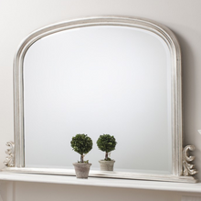 Thornby Silver Mirror