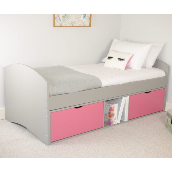 Richmond Bed with Large Drawers