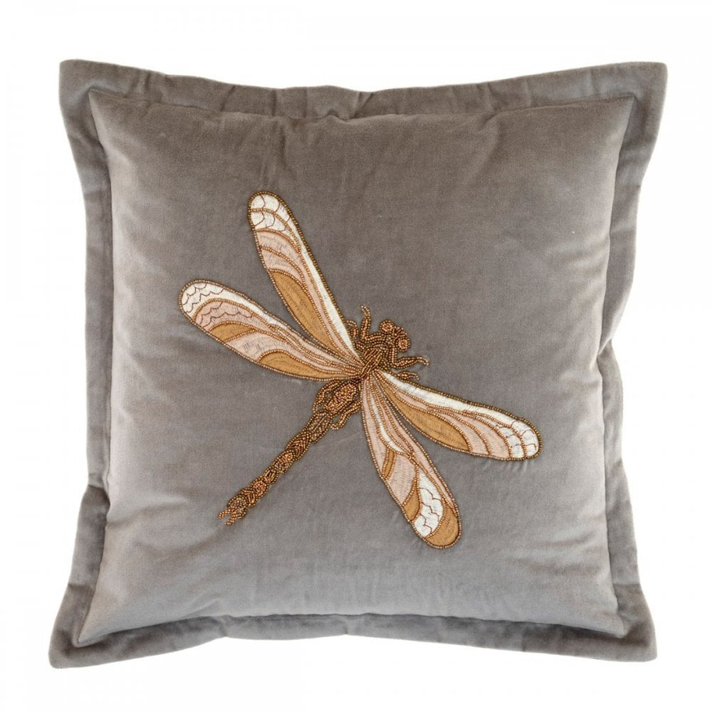 Voyage Aria Grey Cushion