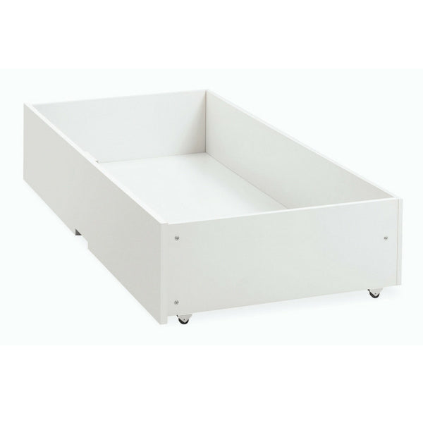 Memphis White Underbed Drawer