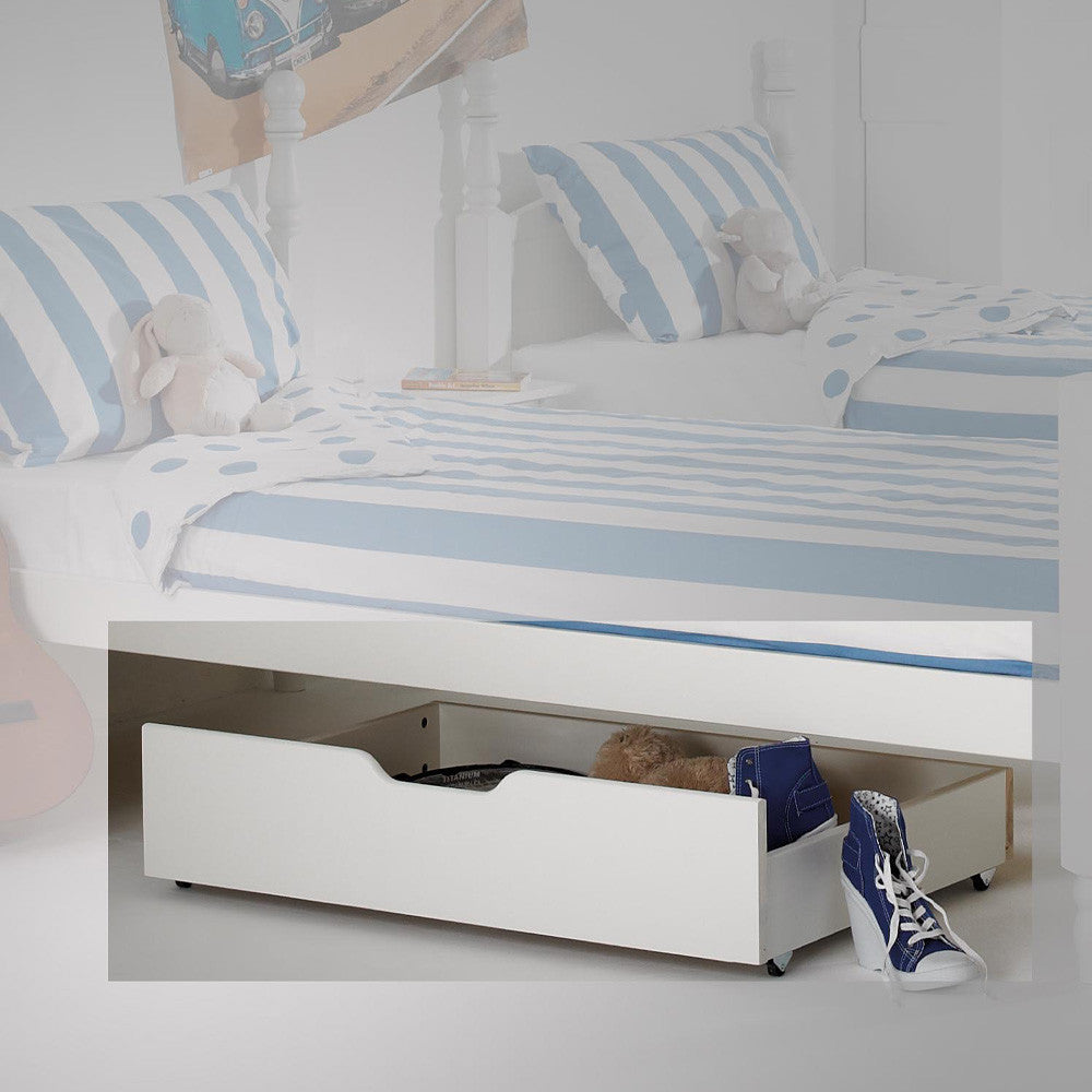 Scallywag Kids Under Bed Drawer The Bed Post - Scallywags bedroom furniture