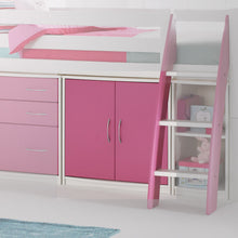 Scallywag Kids Wide Cupboard