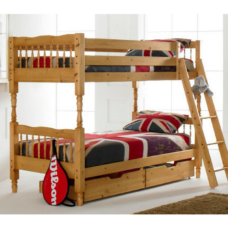Scallywag Kids Wooldale Bunk Bed