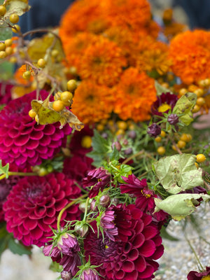 Grower's Design Pull-Autumnal October