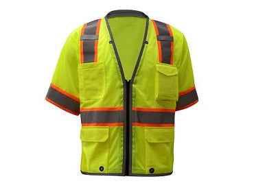 Image of Safety Class 3 Safety Vest