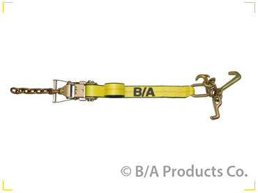 "Strap, 2"" Ratchet Chain & Cluster Tie-Down"