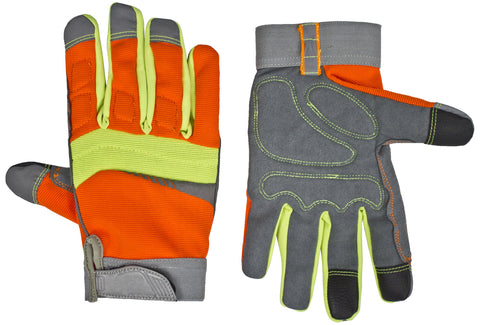 Image of Glove, Flexgrip Hi Visibility