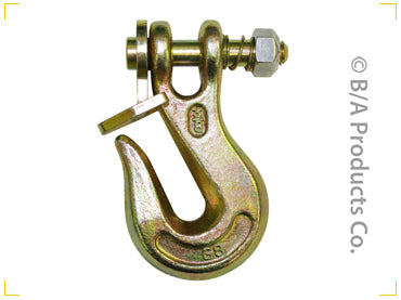 Chain, Grab Hook W/ Twist Lock Clevis