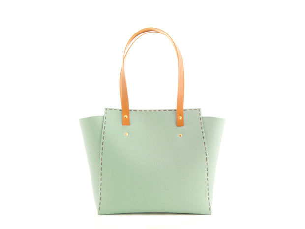TOTE BAG - Turquoise