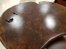 Claro Walnut Desk