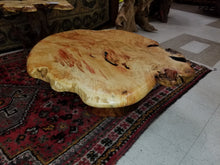 Box Elder Coffee Table