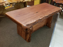 Redwood Writing Desk