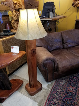 Redwood Floor Lamps