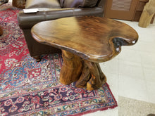 Claro Walnut Side Table