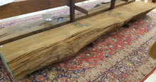 10 foot redwood mantel