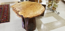 Oak Side Table