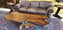 Ribbon Redwood coffee Table