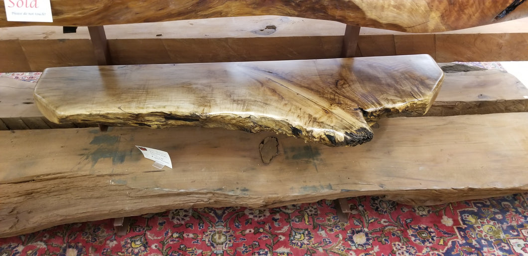 Spalted Maple Mantel