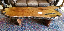 Birdeye Redwood Coffee Table