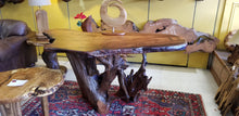 Redwood Entry Table