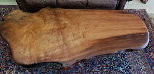 Redwood Coffee Table large