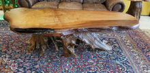 Redwood Coffee Table X large