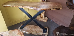 Maple Sofa Table/ Entry Table & Side Tables