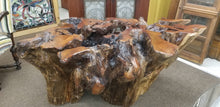 Redwood Root Base Dining table